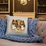 Sheltie Squad Cushion