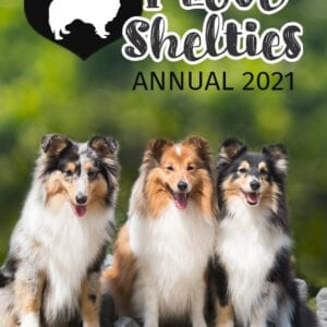 I Love Shelties Annual 2021